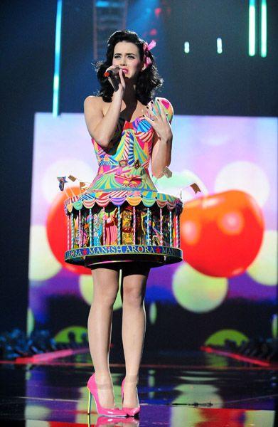 Katy Perry~Carousel Dress