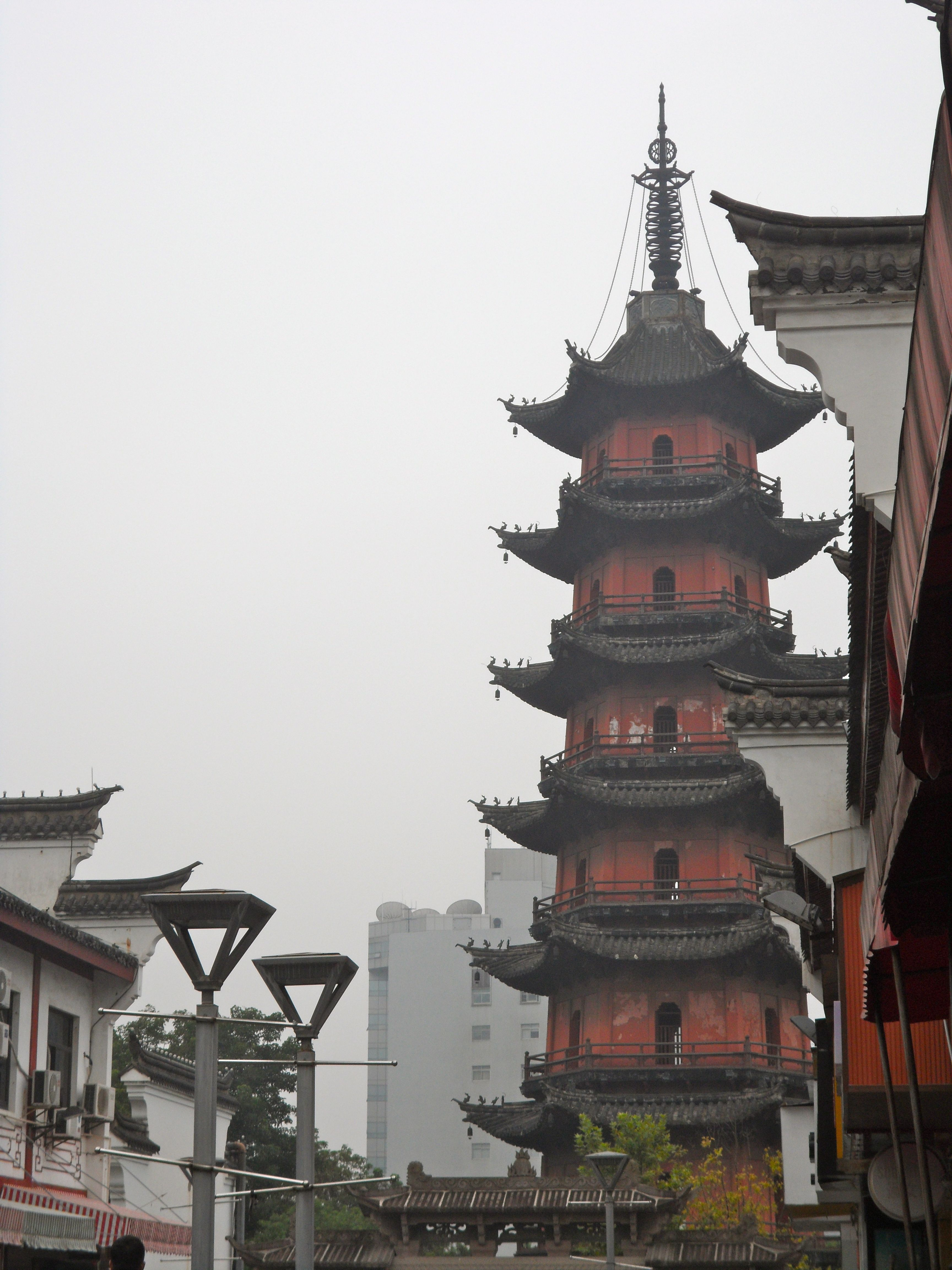 Chinese Temple In Ningbo Chinathe Architecture Of China