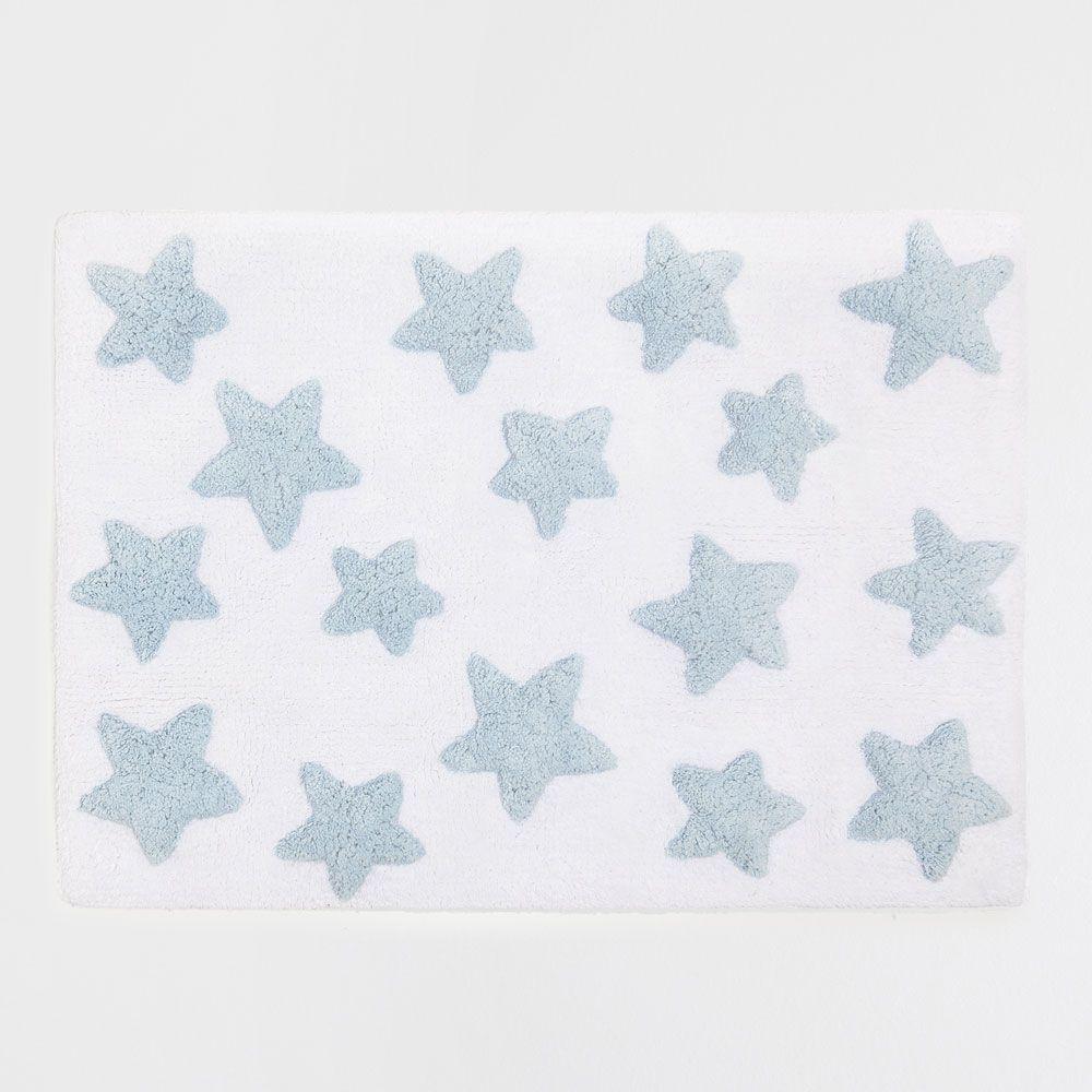 Zara Home Kids STARS BATH MAT