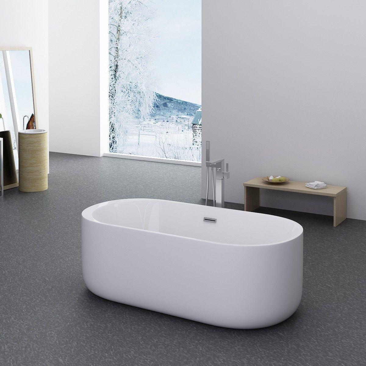 Freistehende Acrylwanne H Lt 701 Wanne Eingebaute Badewanne Badewanne