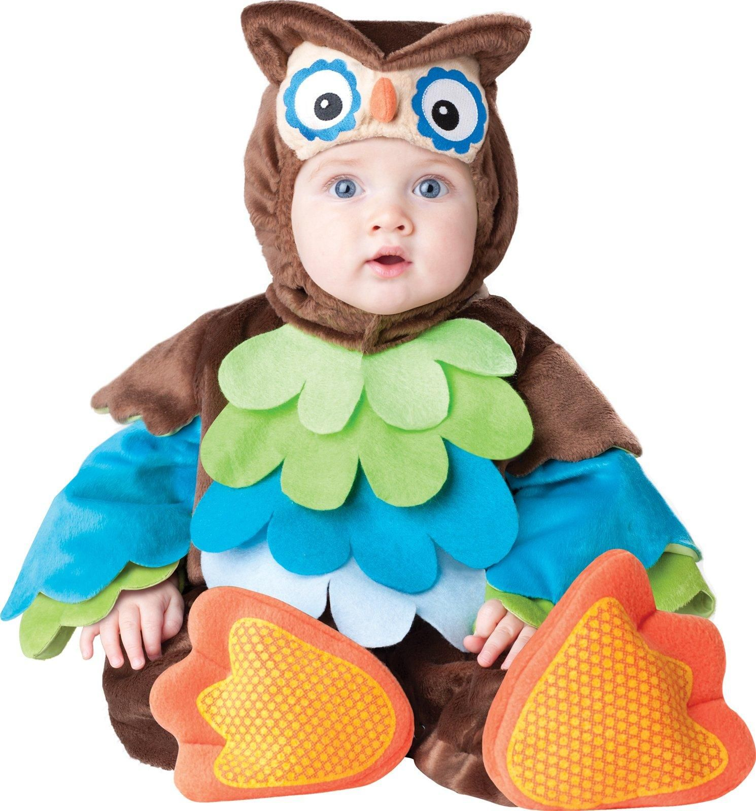 What A Hoot Owl Infant / Toddler Costume from Buycostumes.com