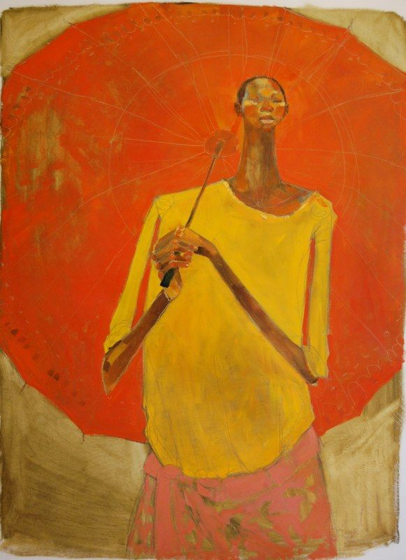 """Red"" by Olivia Pendergast"