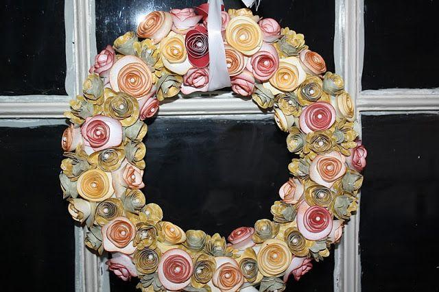 Broken Treasures: Autumn Wreath