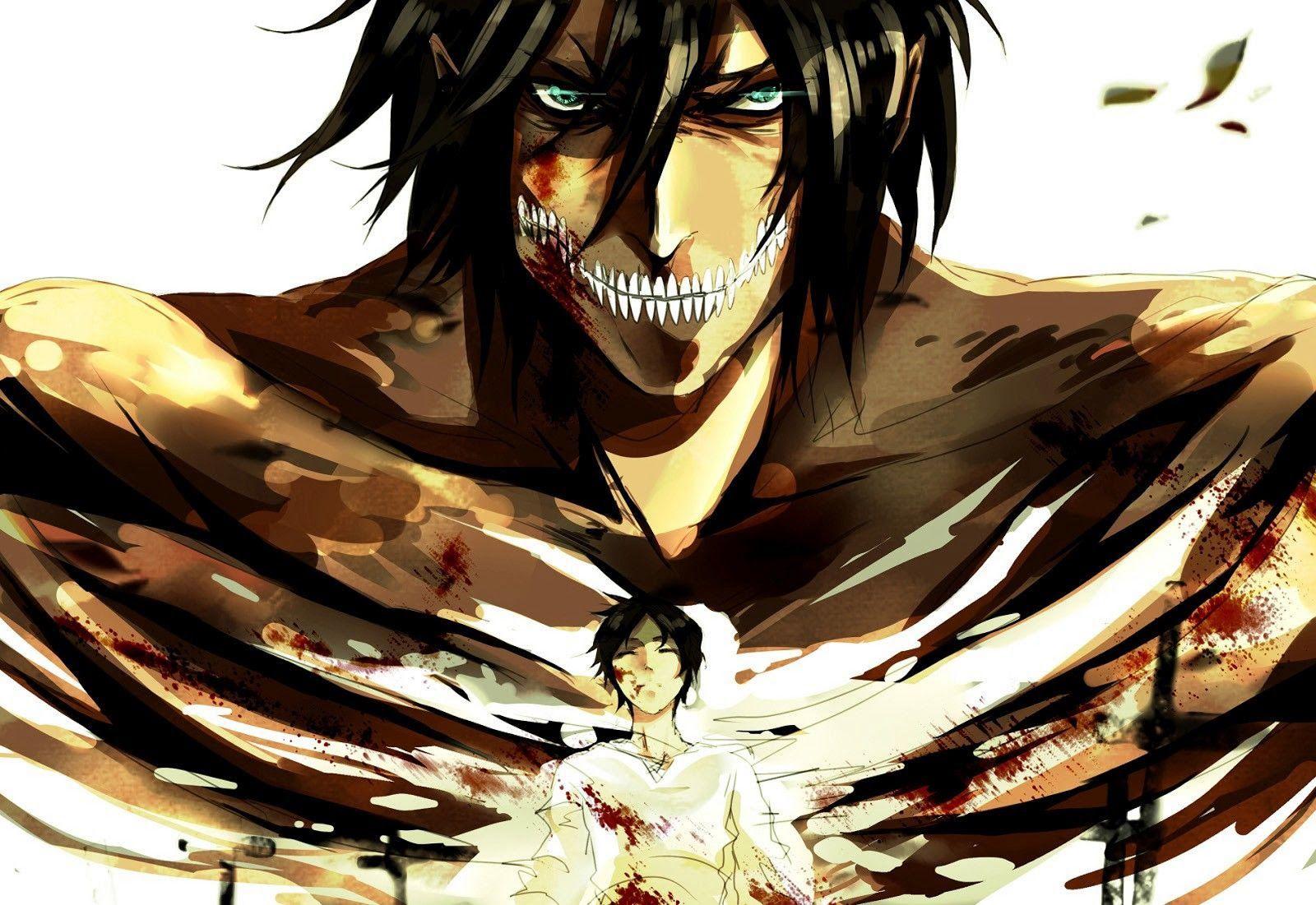 No Kyojin Attack On Titan Anime Hd Wallpaper Desktop Background Attack On Titan Season Attack On Titan Art Attack On Titan Eren