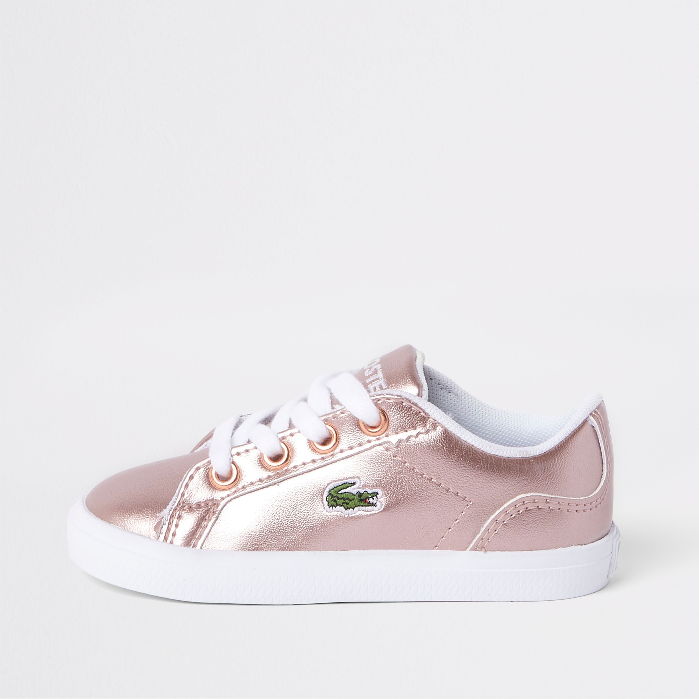 lacoste shoes for toddler girl - 50