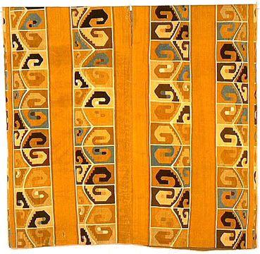 Tunic, Peru, Huari style, AD 750-950