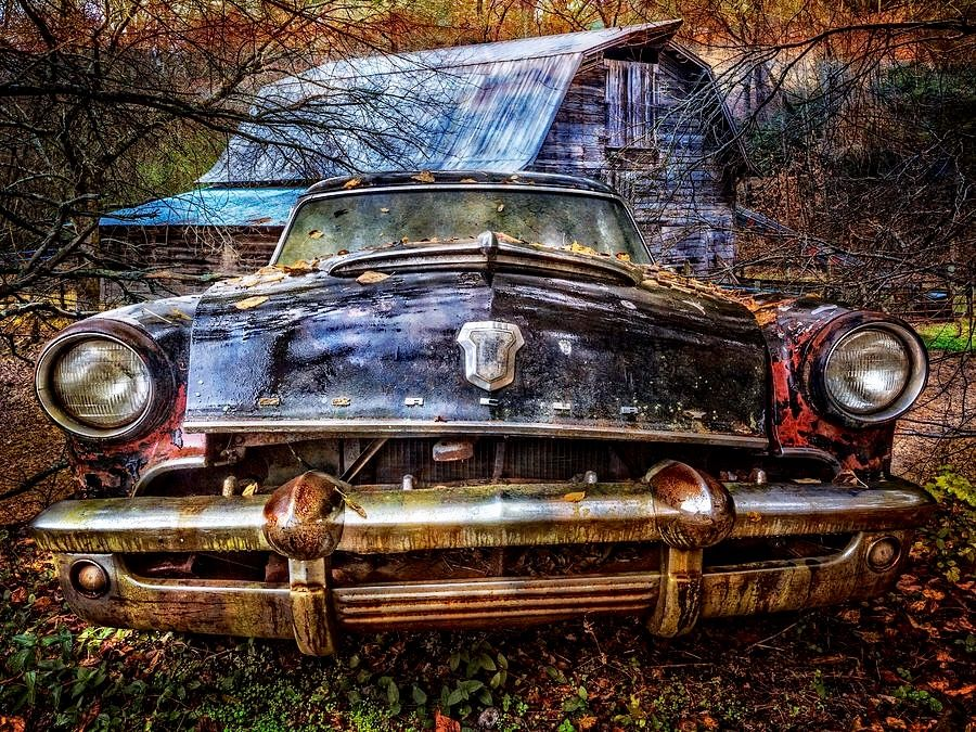 1953 Mercury is a photograph by Debra and Dave Vanderlaan. Source ...