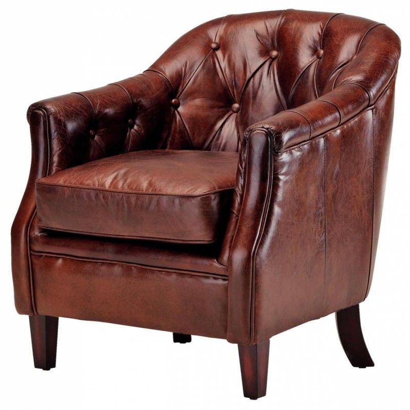 Chesterfield Fauteuil Leer.Factory Fauteuil Leder Chesterfield Chesterfield Chair