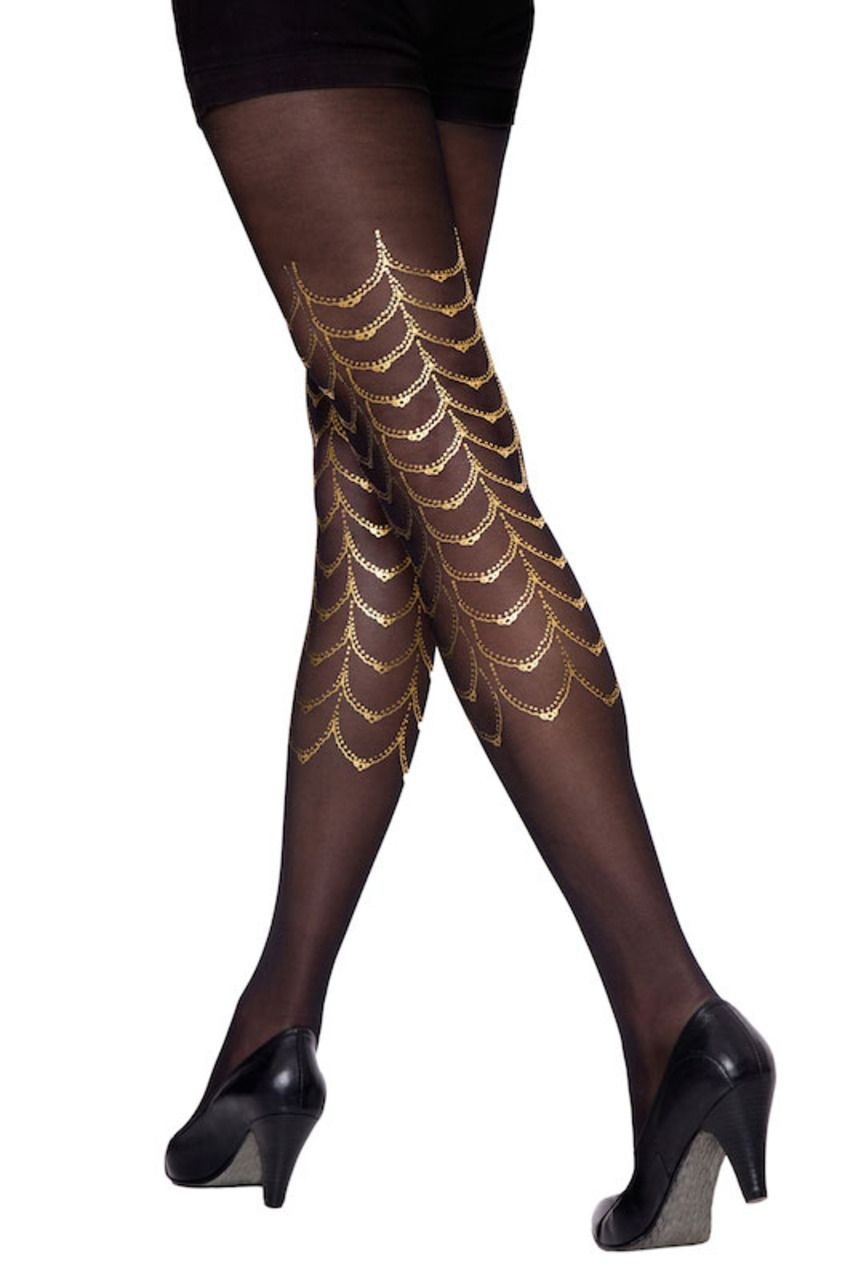 inspired by the 1920's fashion, Moulin Rouge Print Patterned Tights Black & Gold by Gal Stern http://www.trendylegs.com/shop/moulin-rouge-print-patterned-tights-black-gold/?utm_campaign=coschedule&utm_source=pinterest&utm_medium=TrendyLegs%20(The%20Hosiery%20Collective)&utm_content=Moulin%20Rouge%20Print%20Patterned%20Tights%20Black%20%26amp%3B%20Gold