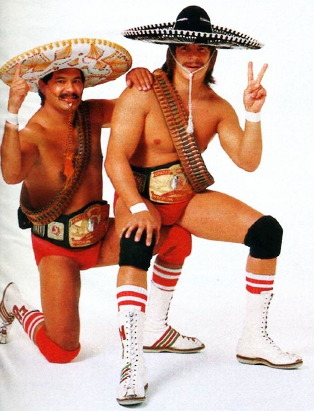 Hector & Chavo Guerrero   Pro wrestling, Track and field, Hector