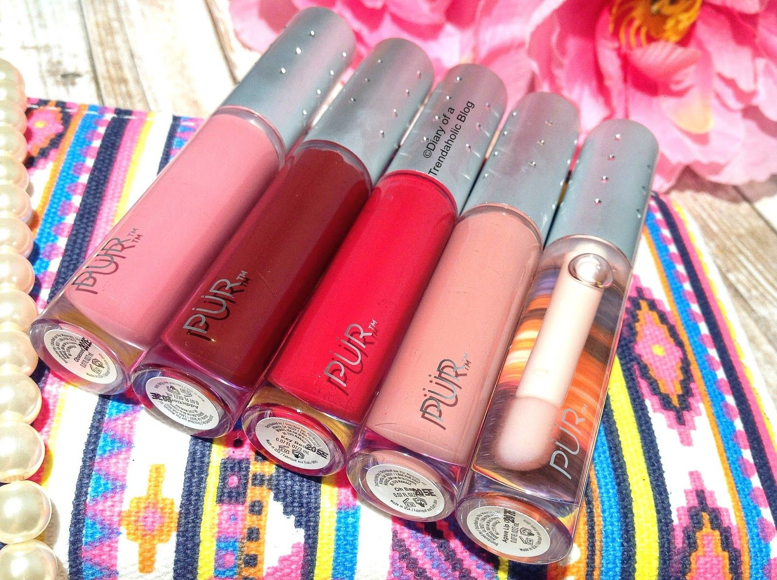 NEW Pür Cosmetics The Perfect Matte Velvet Liquid Lipstick