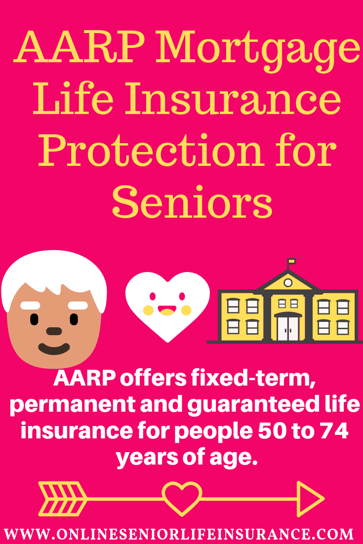 Aarp Mortgagelifeinsurance Protection For Seniors The Aarp