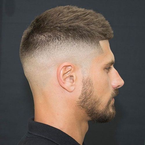 21 High And Tight Haircuts 2019 Best Hairstyles For Men