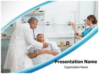 Intensive Care PowerPoint Presentation Template is one of the best - nursing powerpoint template