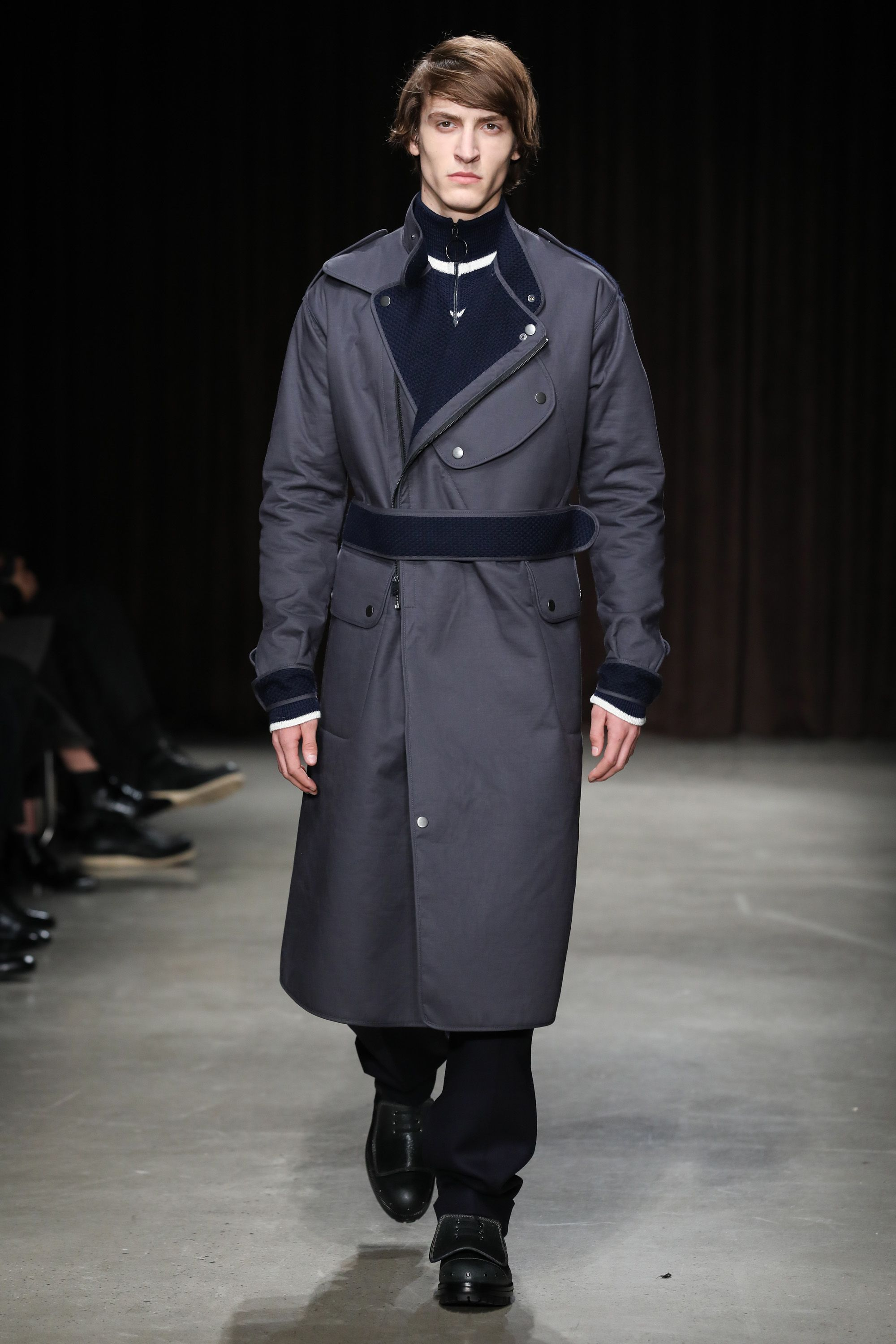 Boss Autumn/Winter 2017 Menswear (With images) Menswear