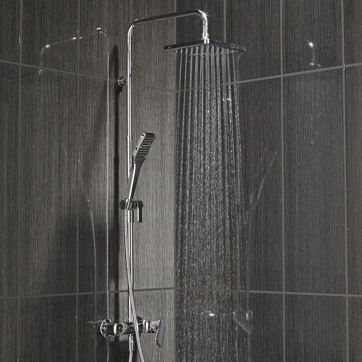colonne de douche sensea remix interior design bathroom pinterest colonne de douche. Black Bedroom Furniture Sets. Home Design Ideas