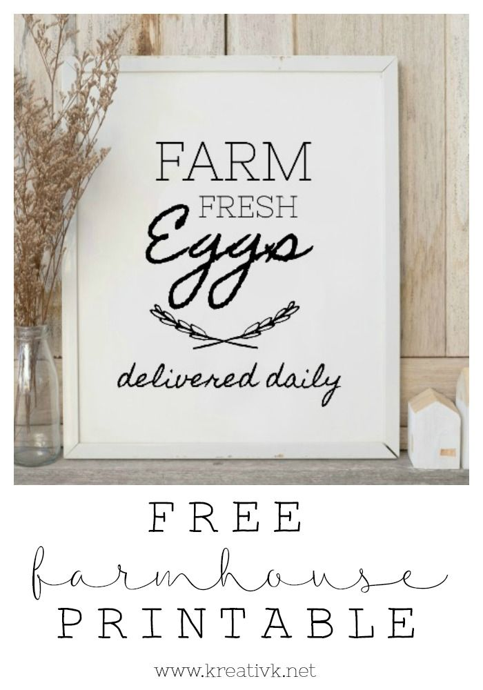 farmhouse friday freebie handmade signs planning organizing printables on farmhouse kitchen quotes free printable id=68245