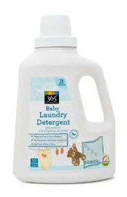 365 Everyday Value Baby Laundry Detergent With Stain Fighting