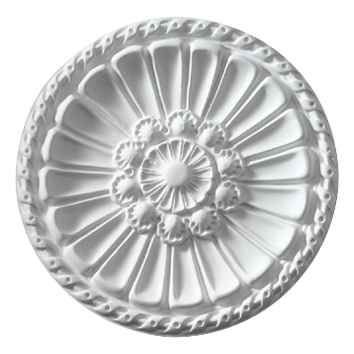 """14"""" Ceiling Medallion, Belmont... So Happy I Found This"""
