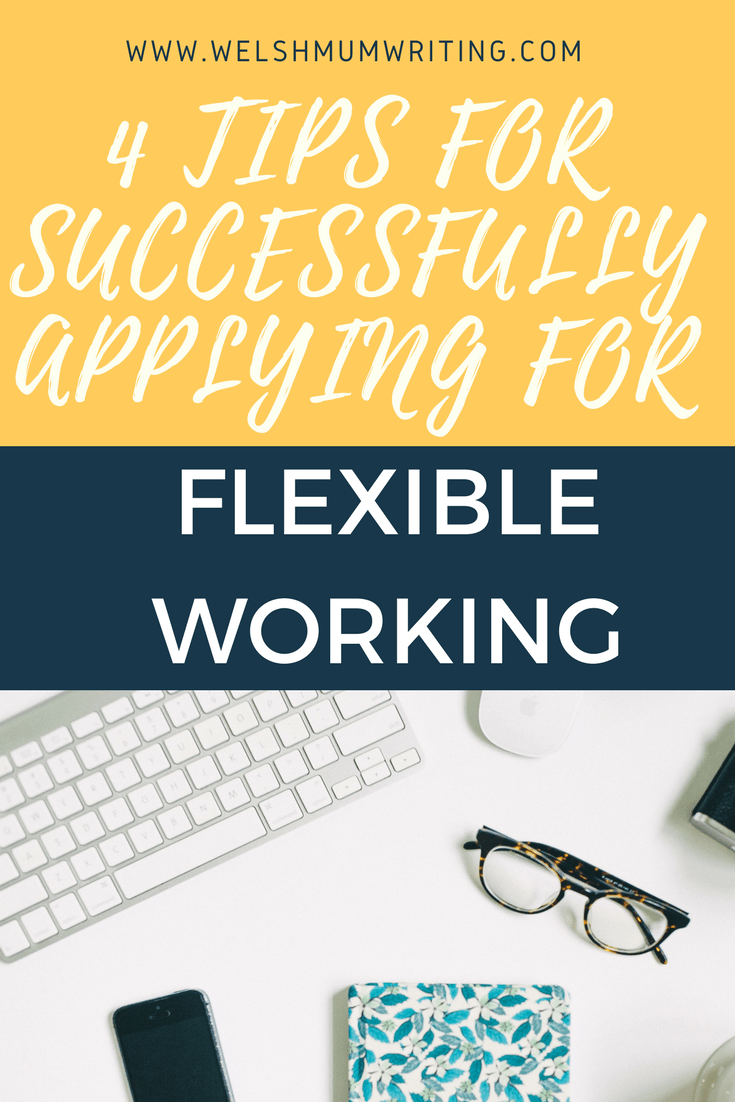4 tips for applying for flexible working