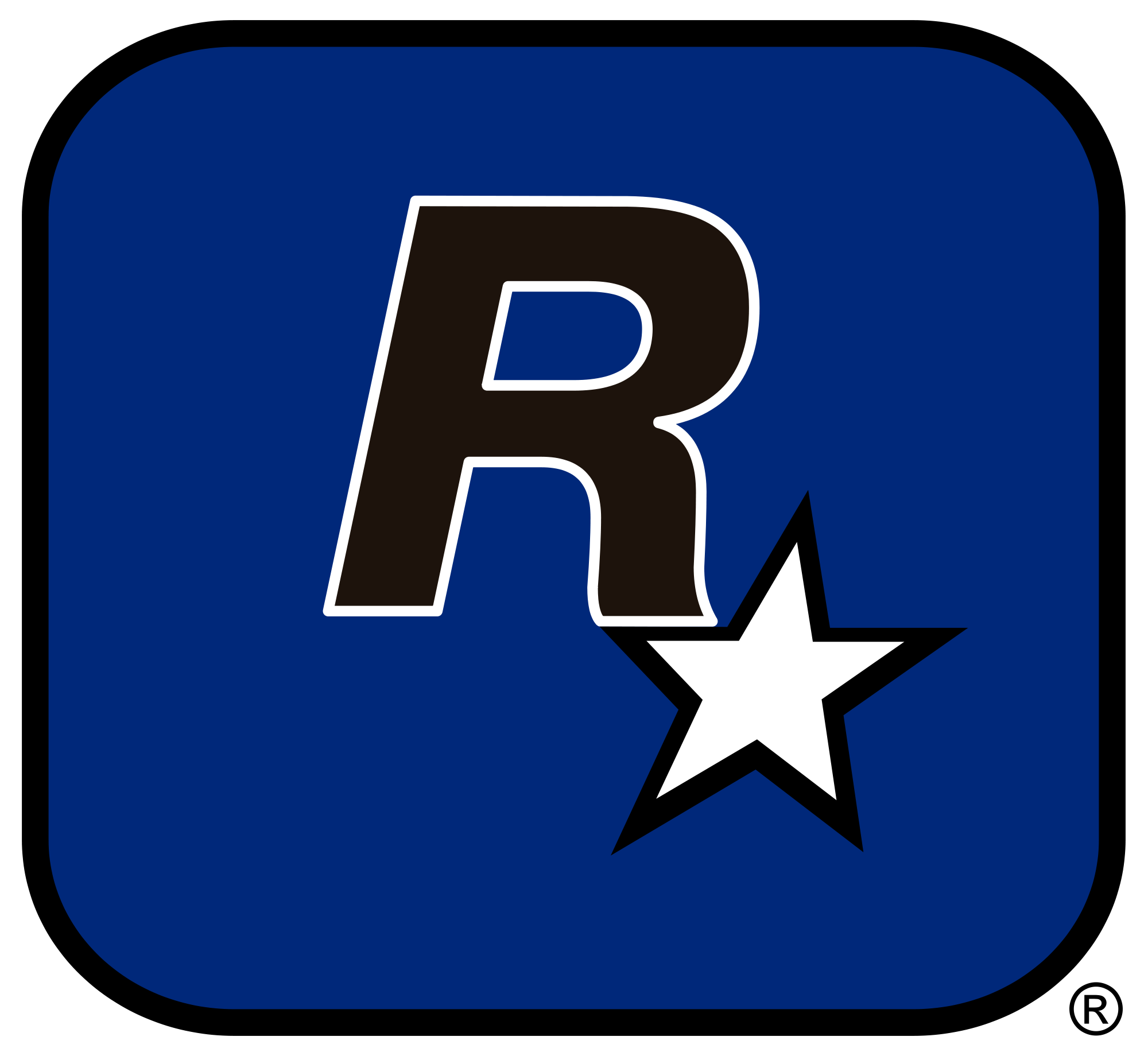 Rockstar Games Rockstar Games Logo Rockstar Games Rockstar Games Gta
