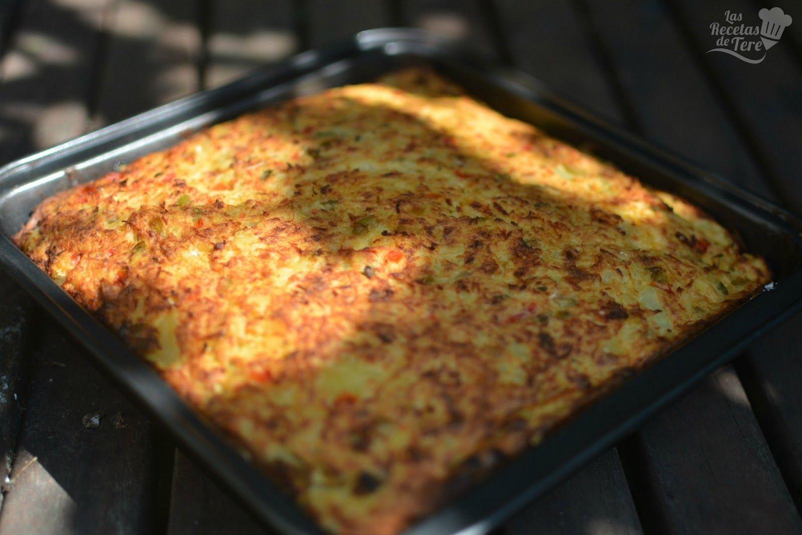 Pastel de merluza y patatas tererecetas las recetas de tere 05