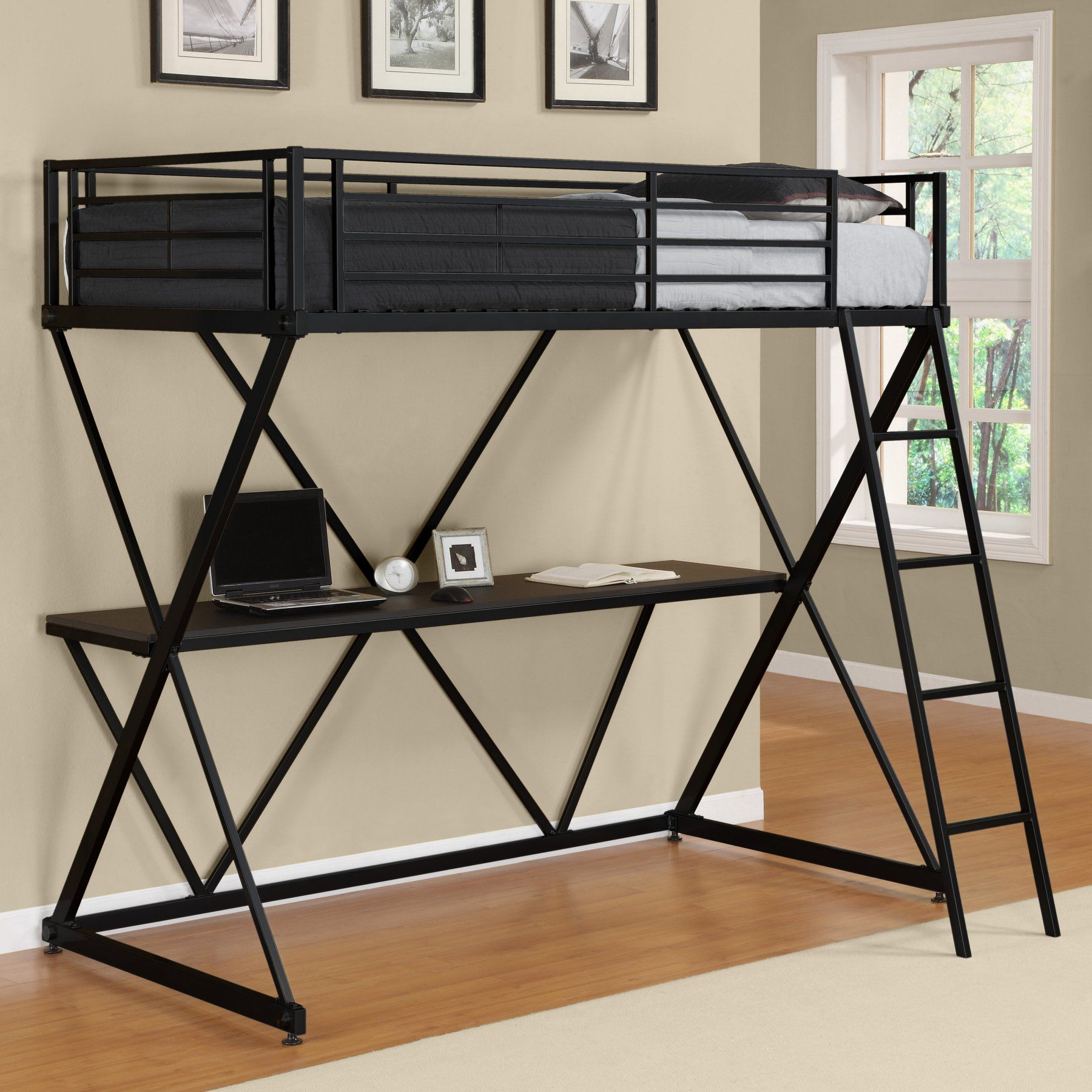 Dhp x loft bed black products