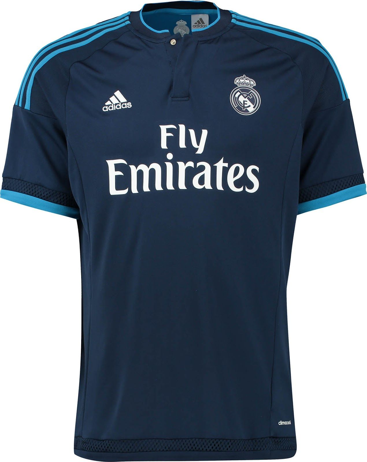 55e7d8c5a8c Real Madrid adizero Third Shirt 2015 16