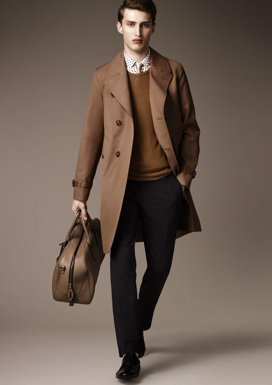 Comment bien porter un trench     Look   Fashion for Men   Pinterest ... ef5f8228022e