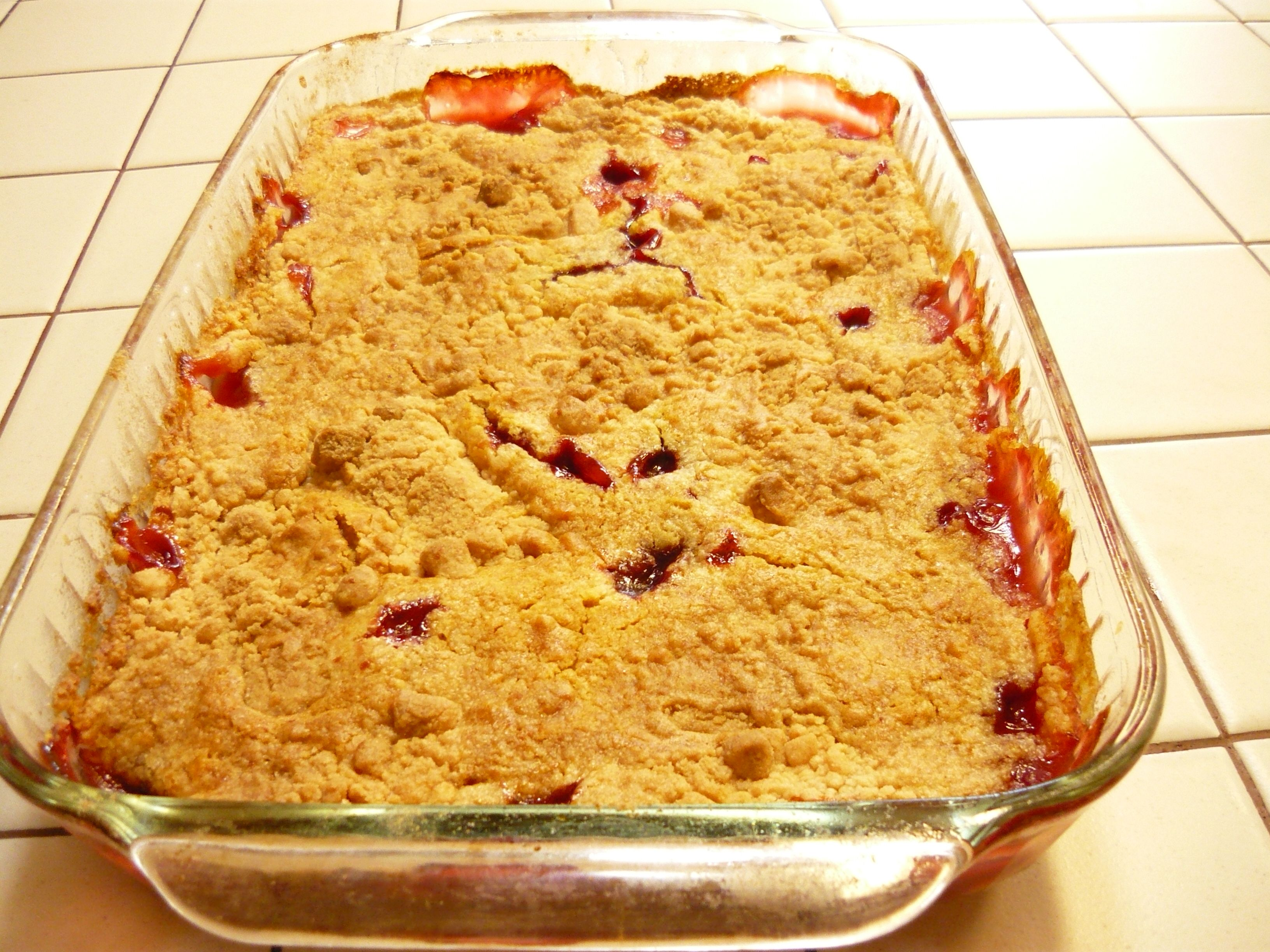 Cherry Pineapple Dump Cake This Is The Basic Recipe For