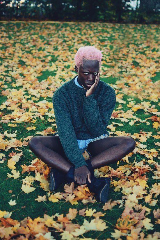 Blondheadtotoe Photographe Alice Kong Model Zelig Wilson Black Is Beautiful Drawing People Portrait