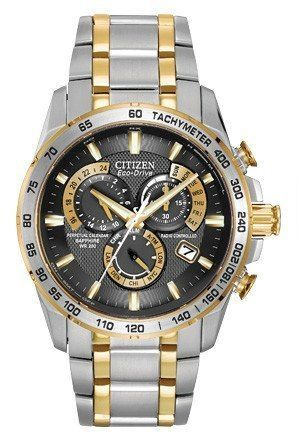 18b97f018b6 Citizen Eco-Drive Men s Perpetual Chrono A-T Watch