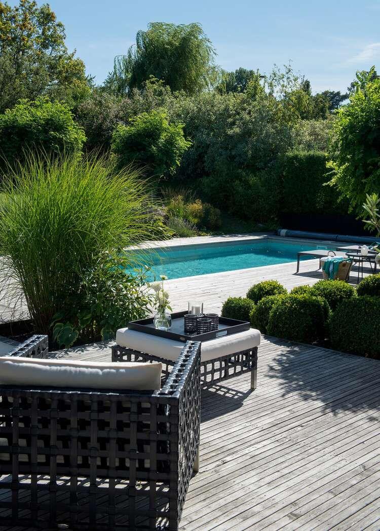 Photo of Tredekk med flott basseng – fin inspirasjon til sommerens uterom