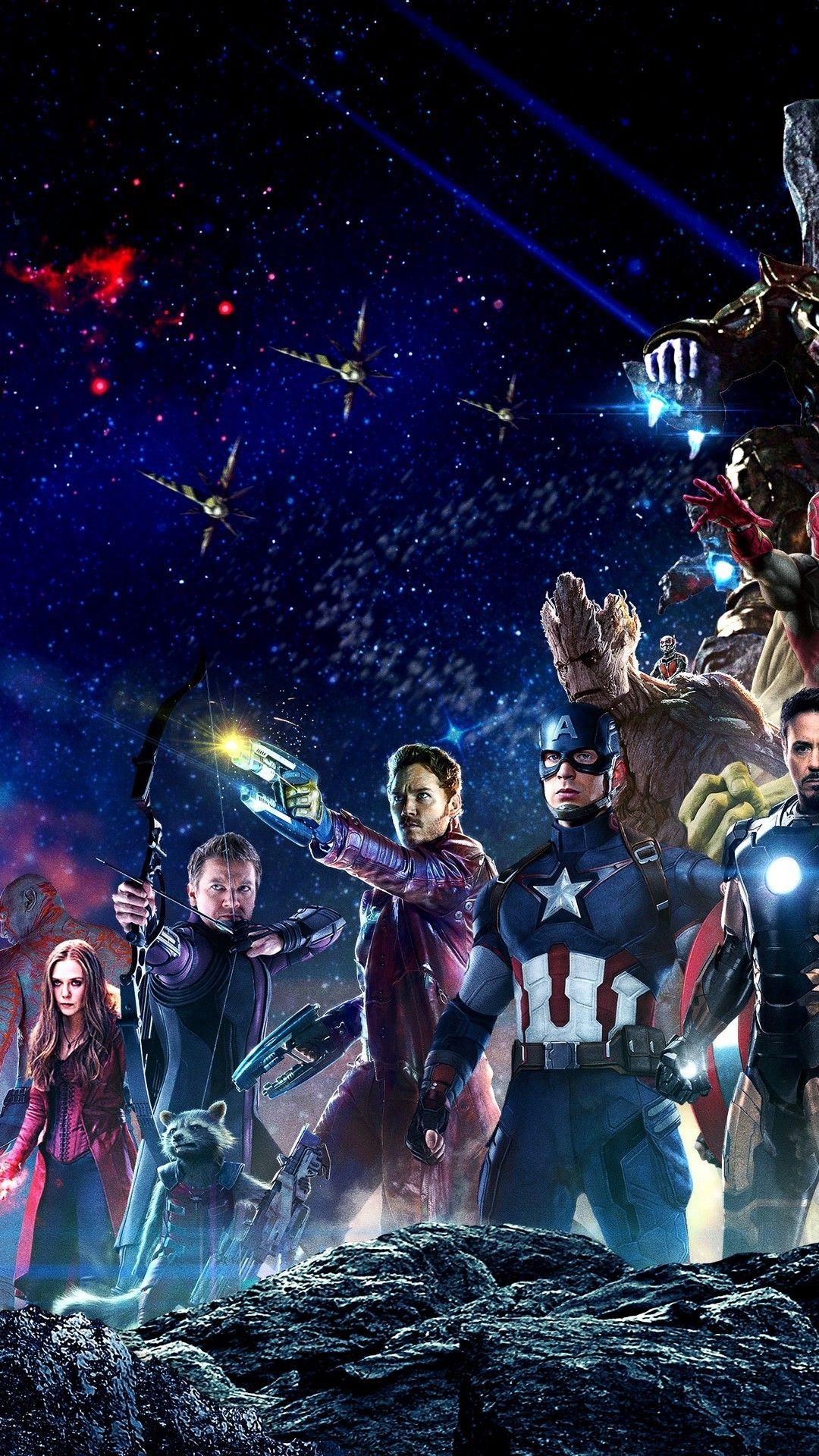 Unduh 600+ Wallpaper Avengers Hd Android HD