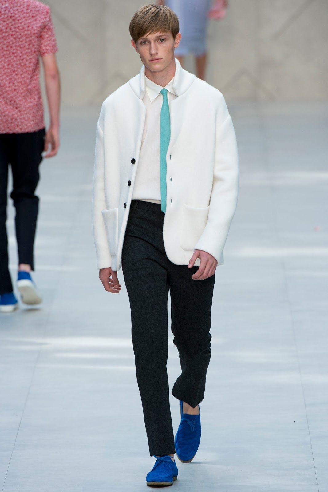 Men's Style - Burberry Prorsum