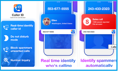 Call Blocker & Caller ID is the best app for identifying