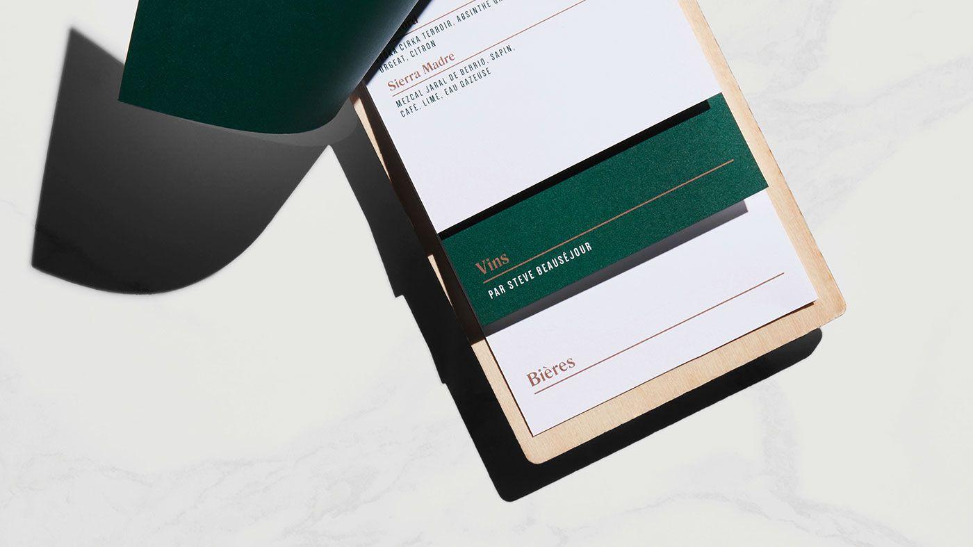 LOV - Image de marque on Behance | Eat | Brand | Pinterest