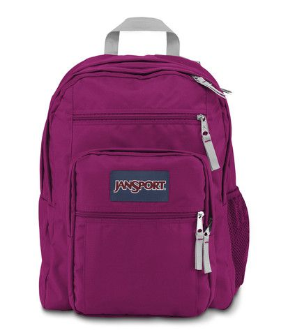 a4dd93c6d68c Jansport Big Student Backpack - Berrylicious Purple Available at  www.canadaluggagedepot.ca
