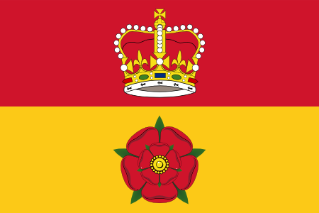 Flag Of Hampshire British County Flags County Flags England Flag Hampshire County