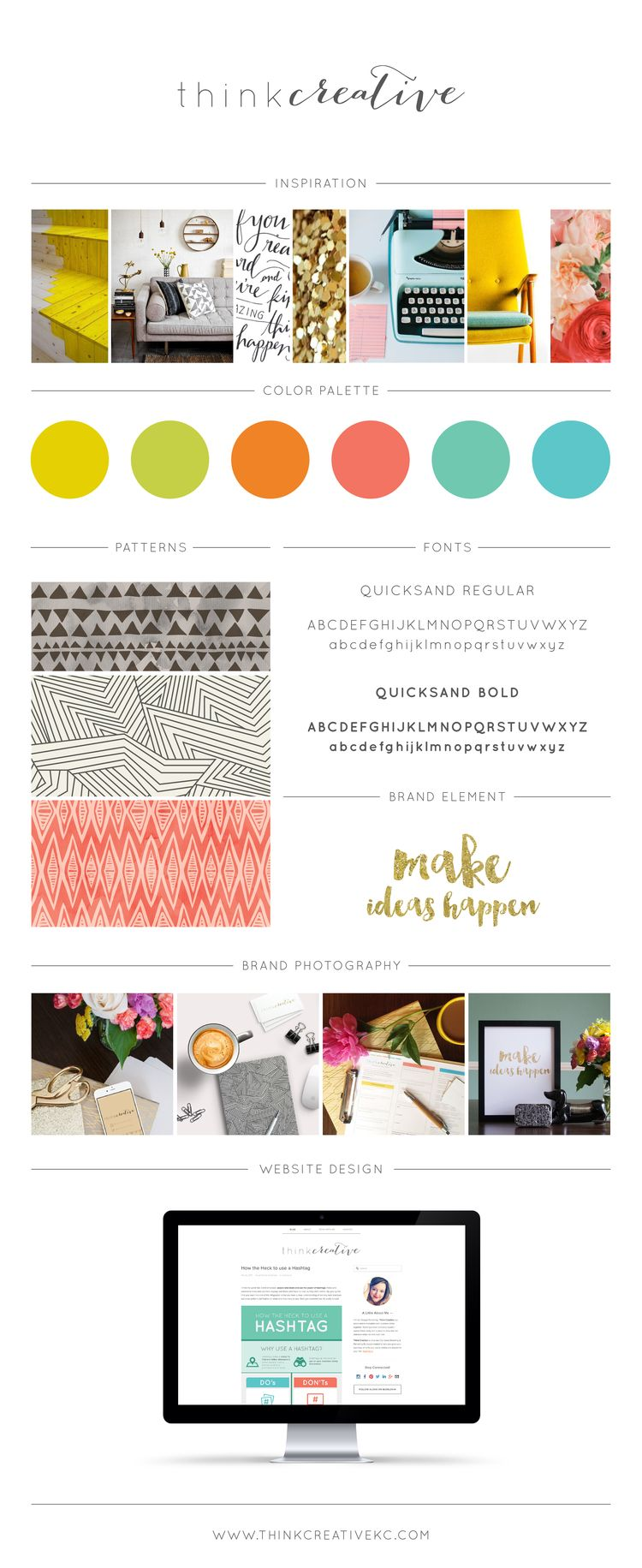 Colors And The Moods They Create how to create an inspiration mood board | brand style guide