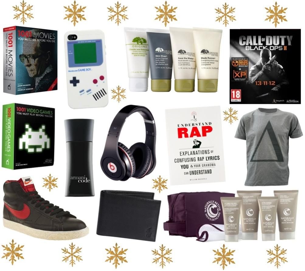 Christmas Gift Ideas For Men Christmas gift ideas for men | GIFT ...