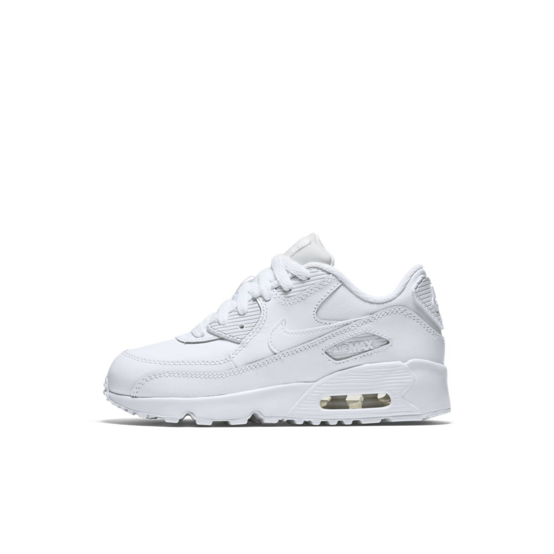 Air Max 90 Leather Little Kids' Shoe | Products | Air max 90