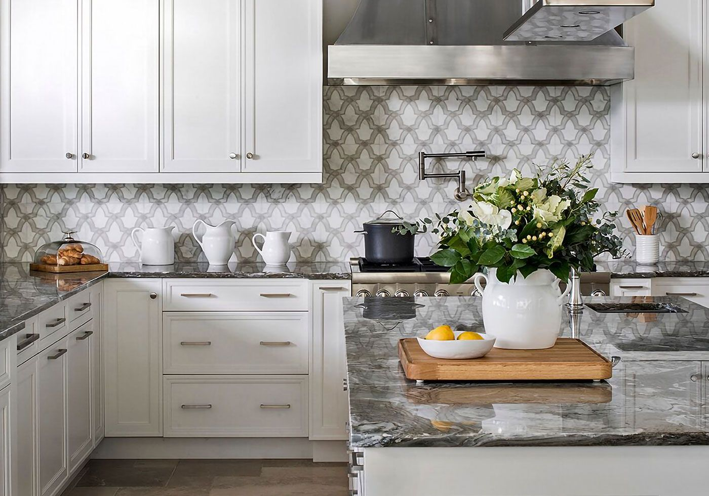 Bellew Tile Marble Boston Design Guide Cape Islands 5th Edition Page 120 In 2020 Kitchen Cabinet Colors Island Design Kitchen Cabinets