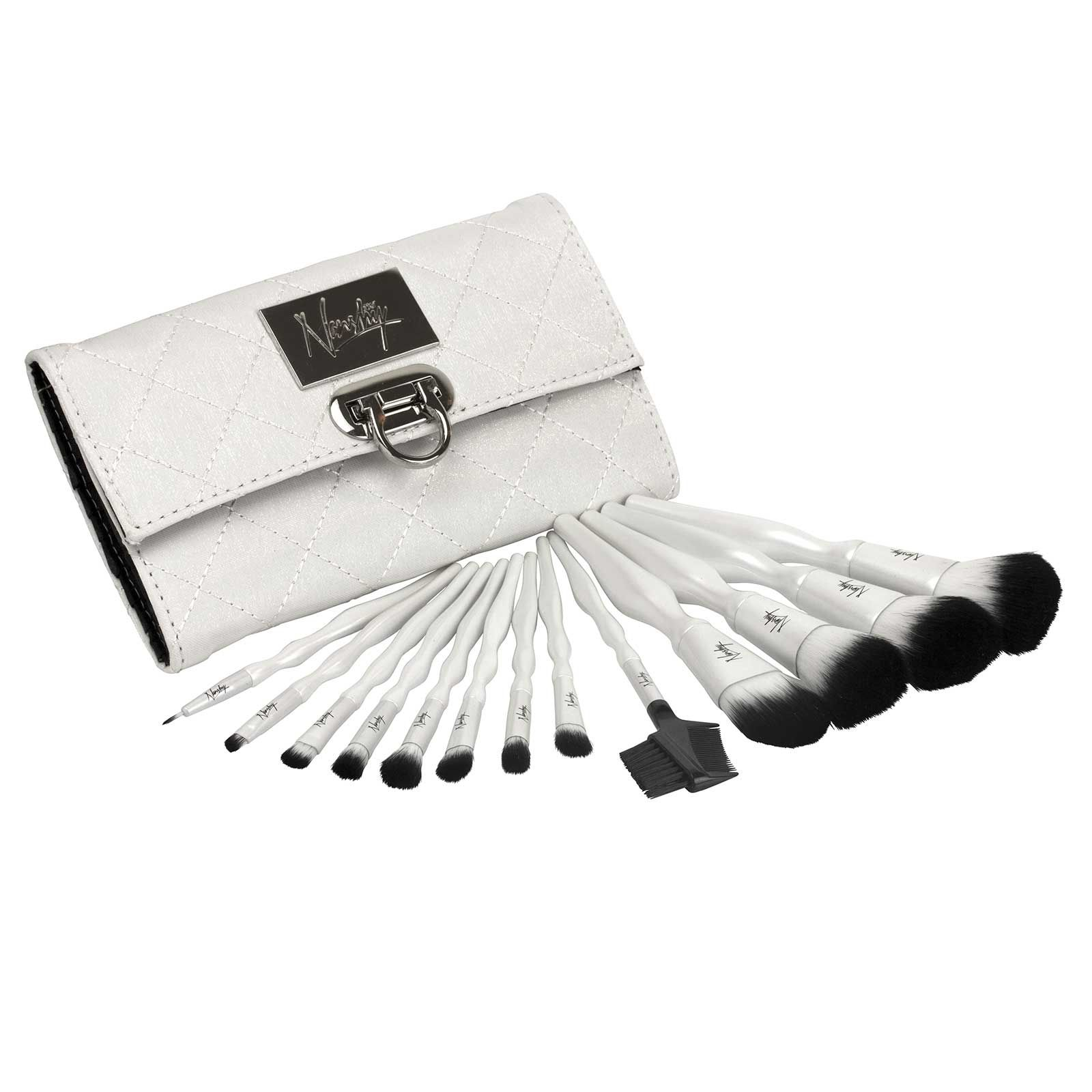 Nanshy Necessities Collection Vegan Makeup Brush Set
