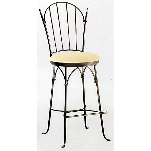Cf C330 Charleston Forge Shaker Barstool With Arches 976 5000
