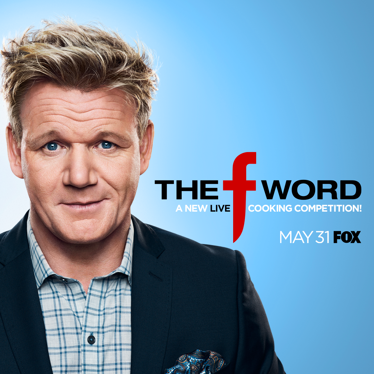 The F Word With Gordon Ramsay Is A Bold New Show From The Award Winning Chef And Series Host Based On His Hit U K Chef Gordon Gordon Ramsay Chef Gordon Ramsay