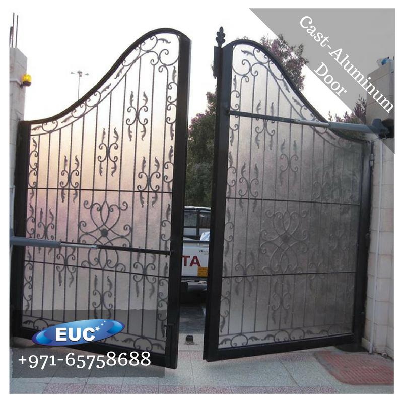 Swing door supplier in Dubai - European united company LLC | Cast