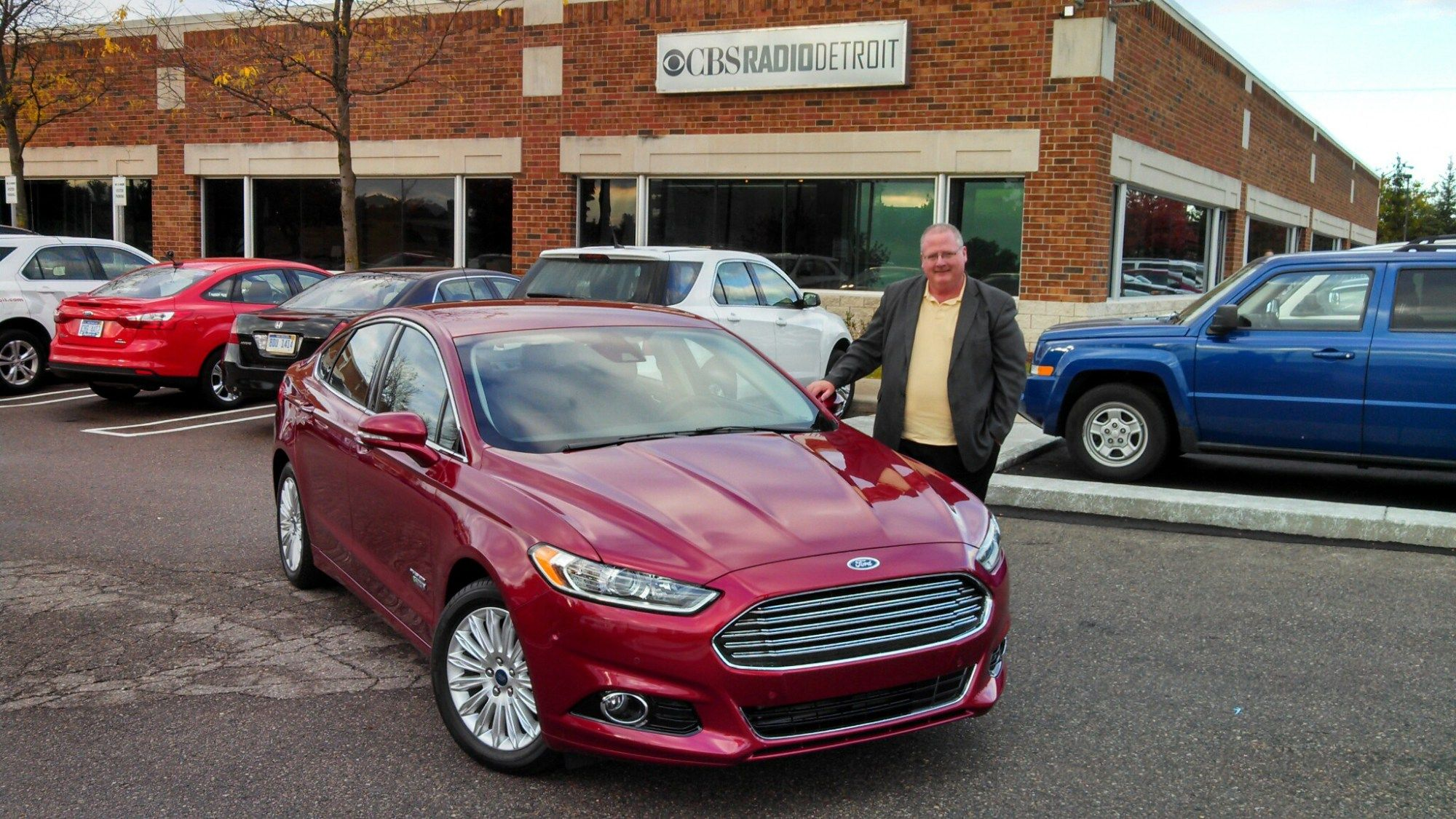 Ten Days In A Hybrid Ford S Fusion Energi Is A Winner Cbs