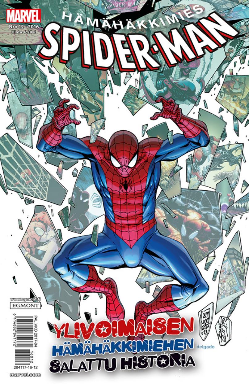 Ylivoimaisen Hämähäkkimiehen saaga sidotaan nätisti pakettiin. #Marvel #SpiderMan #sarjisparhaus