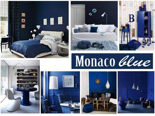blue - Salon Bleu Marine Et Blanc